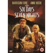 Six Days Seven Nights DVD