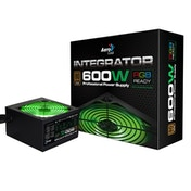 Aerocool Integrator RGB 600W 120mm RGB Ready Fan 80 PLUS Bronze PSU