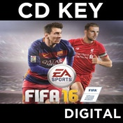 FIFA 16 PC CD Key Download for Origin