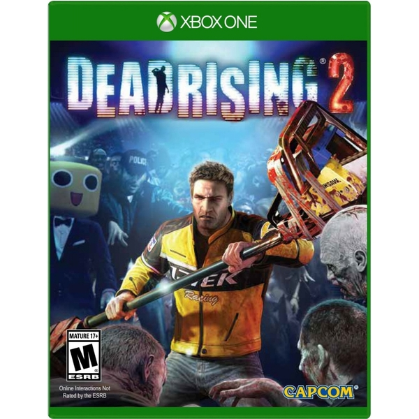 Dead Rising 2 Xbox One Game
