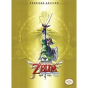 Legend of Zelda Skyward Sword Strategy Guide