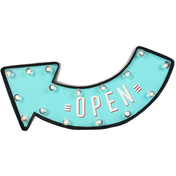 Open Light Up Sign