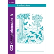 KS2 Comprehension Book 4 by Celia Warren (Paperback, 2010)