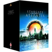 Stargate Atlantis - Series 1-5 DVD