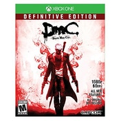 DmC Devil May Cry Definitive Edition Xbox One Game (#)