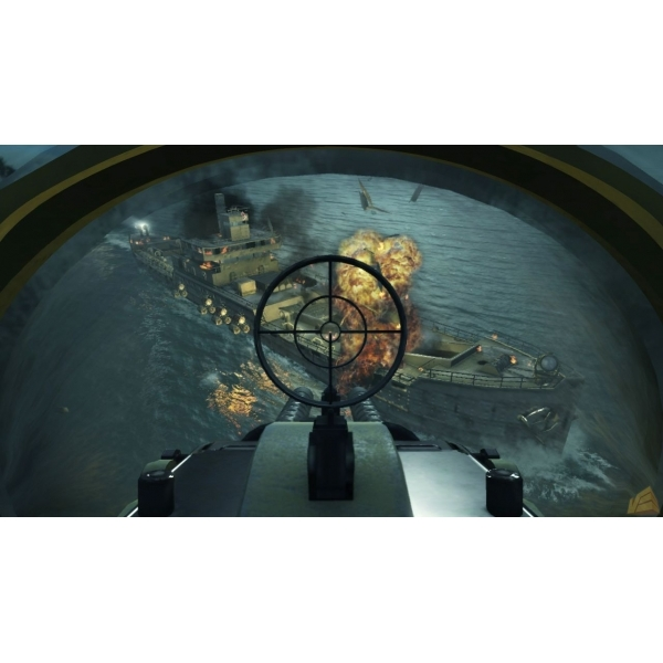 Call Of Duty 5 World At War Game (Platinum) PS3 - Image 2