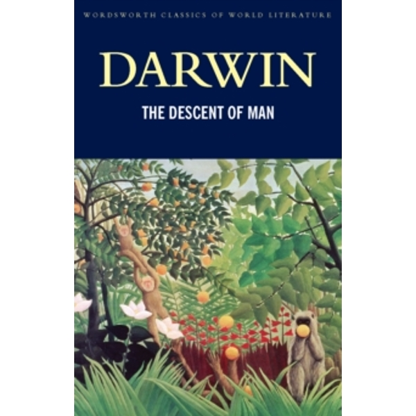 The Descent of Man by Charles Darwin (Paperback, 2013)