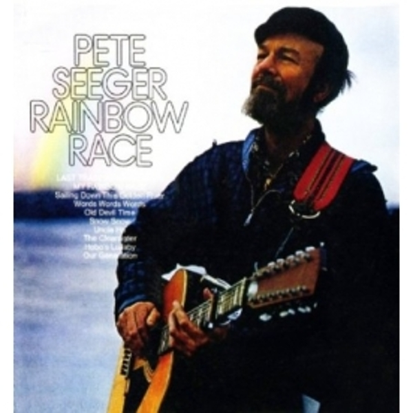 Pete Seeger - Rainbow Race CD