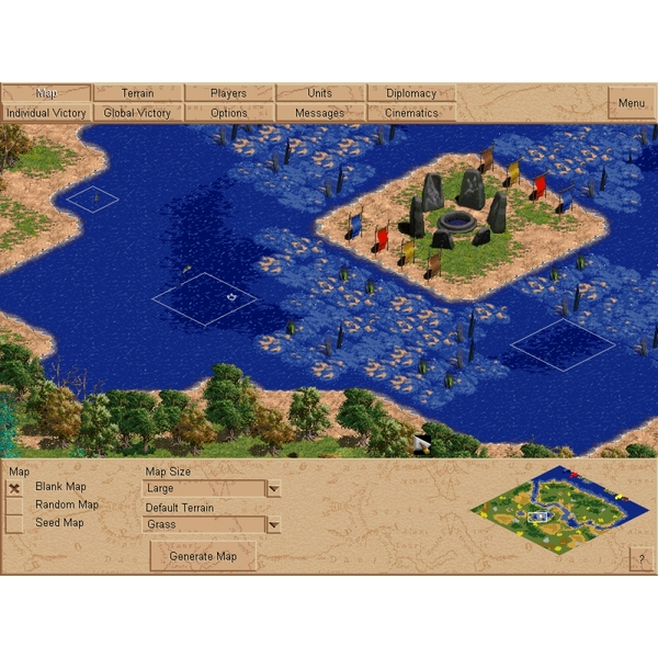 Age of Empires Gold Edition Game PC - Image 3