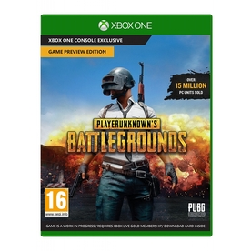 PlayerUnknown's Battlegrounds Preview Edition Xbox One Game