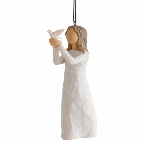 Soar Willow Tree Hanging Ornament