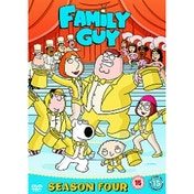 Family Guy - Complete Series 4 DVD