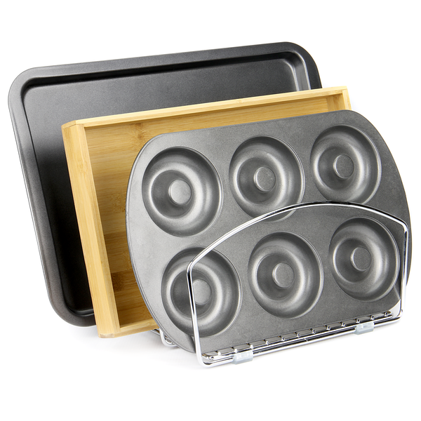 Kitchen Tray & Bakeware Rack | M&W - Image 1