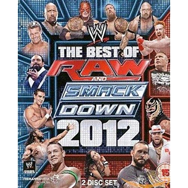 WWE - Best Of Raw And Smackdown Blu-ray 2-Disc Set