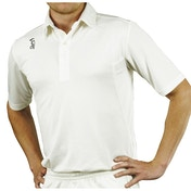 Kookaburra Pro Player Short Sleeve Cricket Shirt Junior 8 Years