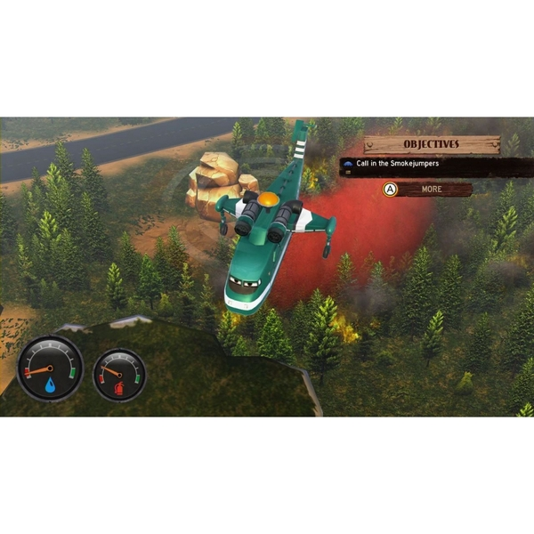 Disney Planes Fire and Rescue 3DS Game - Image 2