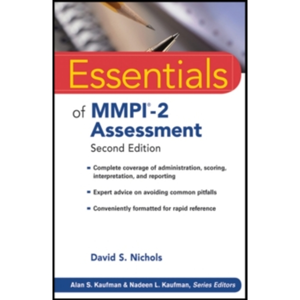 Essentials of Mmpi-2 Assessment, Second Edition
