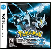 Pokemon Black Version 2 Game DS