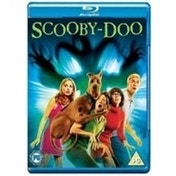 Scooby Doo Live Action Blu-Ray