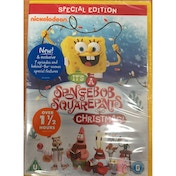 SpongeBob Squarepants - Its a SpongeBob Christmas DVD