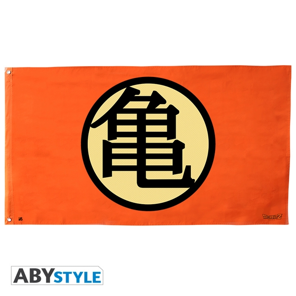 Dragon Ball - Kame Symbol (70 x 120cm) Large Flag