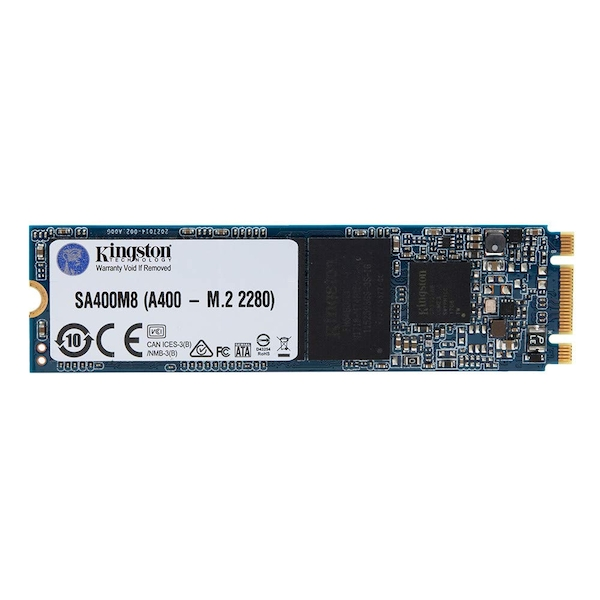 Kingston Technology A400 internal solid state drive M.2 120 GB Serial ATA III TLC