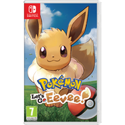Pokemon Let's Go Eevee! Nintendo Switch Game
