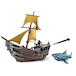 Pirates of the Carribean Jack Sparrow Pirate Ship - Image 4