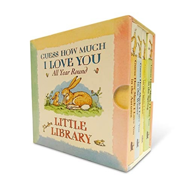 Guess How Much I Love You Little Library  2010 Mixed media product