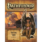 Pathfinder Adventure Path: Mummy's Mask Part 3 - Shifting Sands