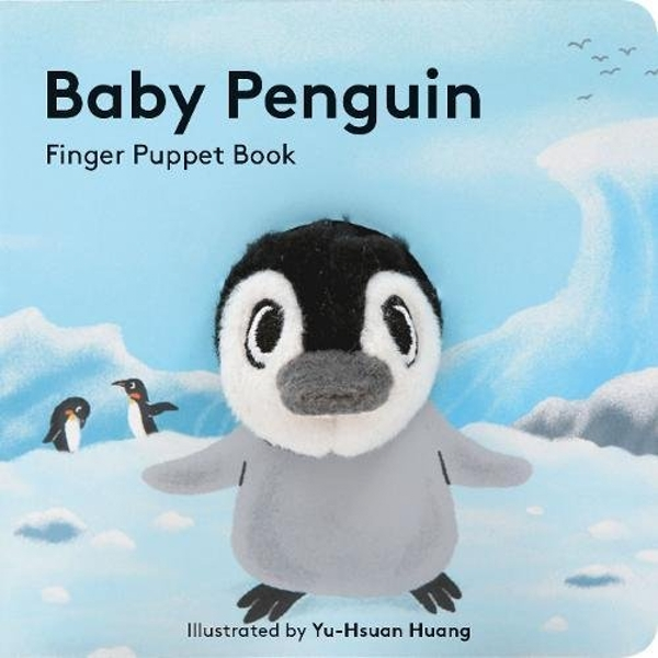 Baby Penguin: Finger Puppet Book  Board book 2018