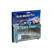R.M.S. Titanic 1:1200 Revell Paint Model Kit