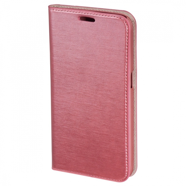 Hama Slim Booklet Case for Samsung Galaxy S7 Pink