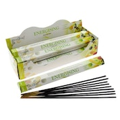 Energising (Pack Of 6) Stamford Hex Incense Sticks