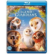 Legend of the Guardians Blu-ray