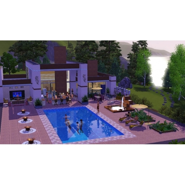 The Sims 3 Outdoor Living Stuff Expansion Pack PC CD Key