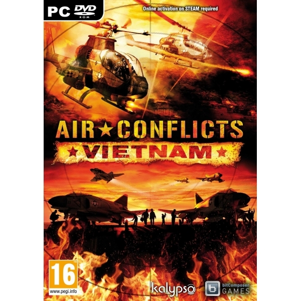Air Conflicts Vietnam Game PC