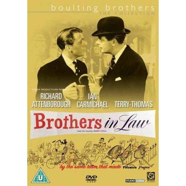 Brothers In Law DVD