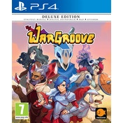 Wargroove Deluxe Edition PS4 Game