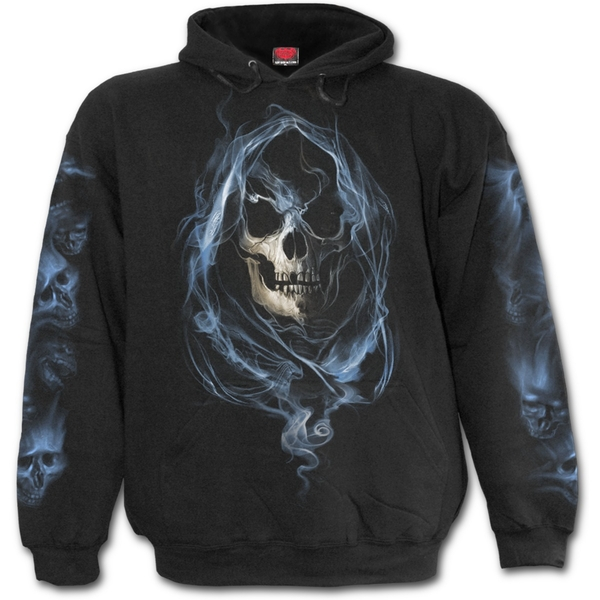 Ghost Reaper Men's X-Large Hoodie - Black