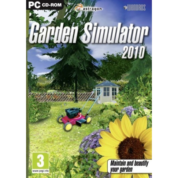Garden Simulator 2010 PC Game