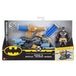 Batman Missions Air Power Bat Cycle Figure and Vehicle Toy - Image 3