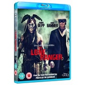 The Lone Ranger 2013 Blu-ray