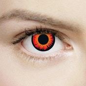 Twilight Breaking Dawn 1 Day Halloween Coloured Contact Lenses (MesmerEyez XtremeEyez)