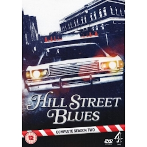 Hill Street Blues - Season 2 DVD
