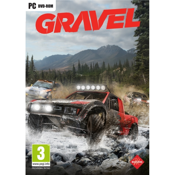 Gravel PC Game