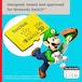 SanDisk microSDXC UHS-I card for Nintendo 256GB - Nintendo licensed Product Yellow - Image 2