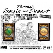 Memoir 44: Through Jungle and Desert Vol. 2 Expansion Board Game