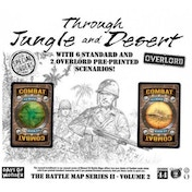 Memoir 44: Through Jungle and Desert Vol. 2 Expansion