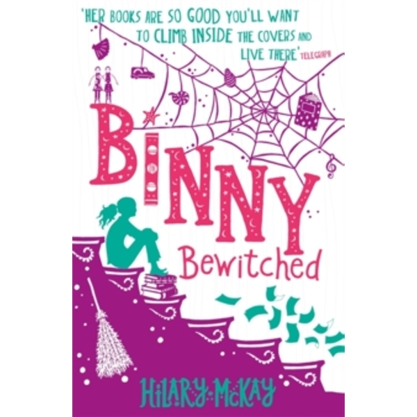 Binny Bewitched : Book 3